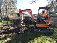 CSA fleet - excavator small