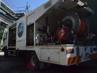 CSA fleet - jet truck back