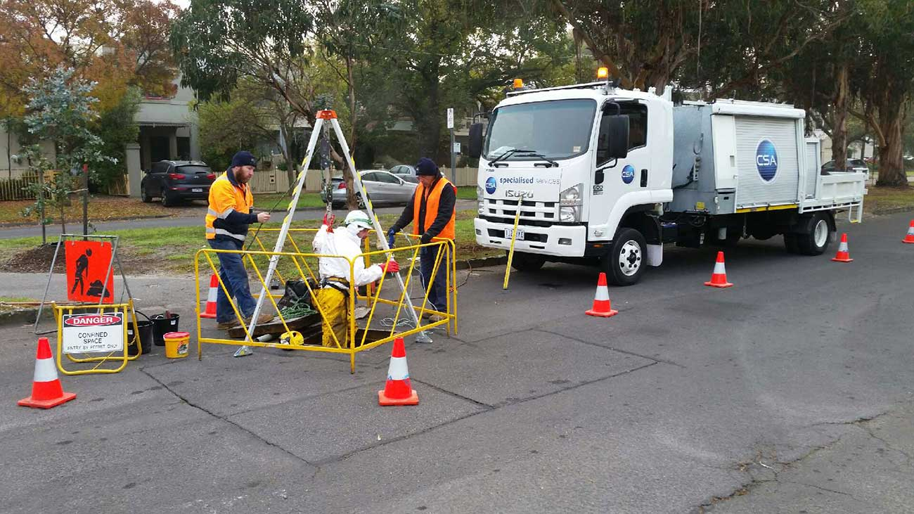 Confined Space Entry Services Melbourne