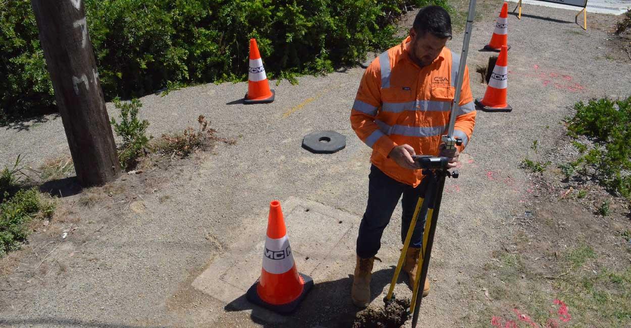 Underground Utility Locating Services Melbourne